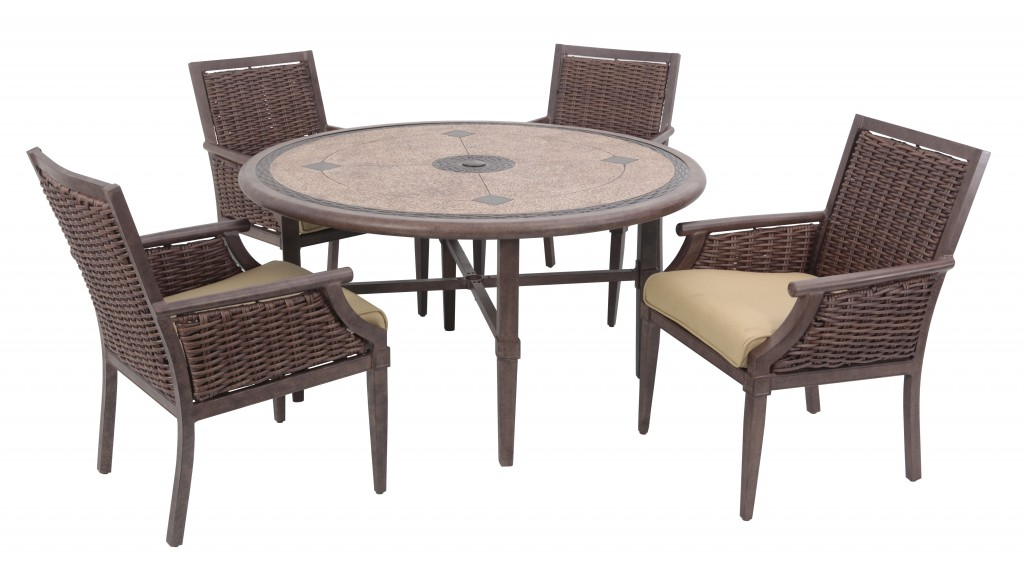 mendocino 5pc dining set
