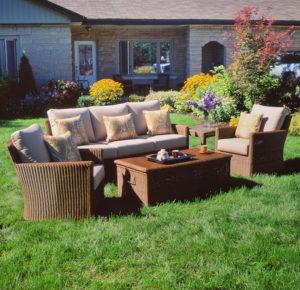 rosemary patio furniture set